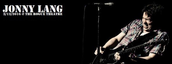 02/12/2016: Jonny Lang @ The Historic Rogue Theatre