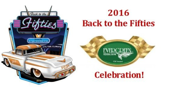 7/26/2016: Back to the 50s Concert in the Park in Grants Pass