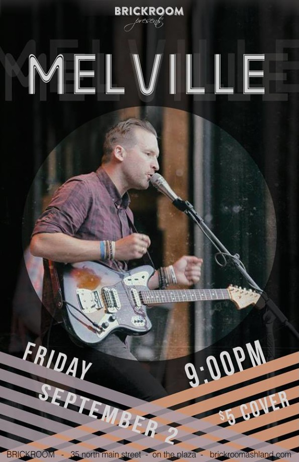 9/2/2016: Melville @ The Brickroom