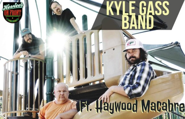 12/1/2016: Kyle Gass Band @ Howiee's